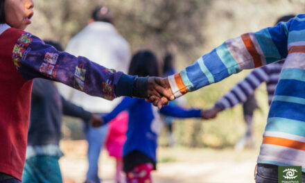 Miremos con amor, un proyecto para la comunidad Wichí -Parte 1-